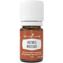 [NHP] Young Living Canada Natural Health Product Feature: Nutmeg