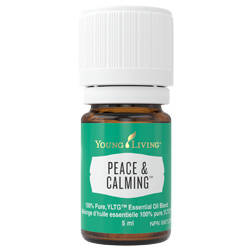 [NHP] Young Living Canada Natural Health Product Feature: Peace & Calming