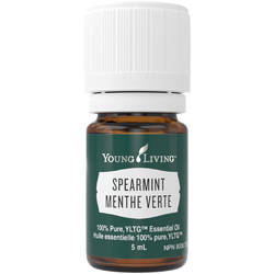 [NHP] Young Living Canada Natural Health Product Feature: Spearmint