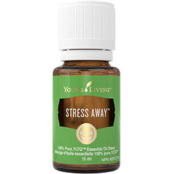 [NHP] Young Living Canada Natural Health Product Feature: Stress Away