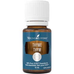[NHP] Young Living Canada Natural Health Product Feature: Thyme