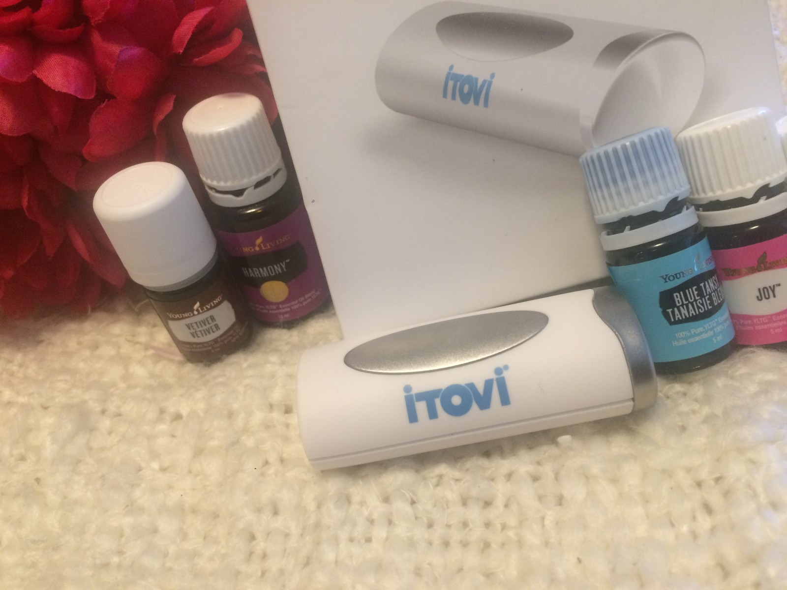 iTovi to Simplify Your Essential Oil Journey