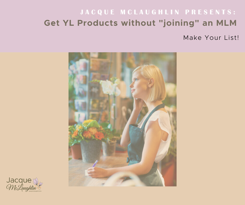 "Get Young Living products without having to ""Join"" an MLM!"