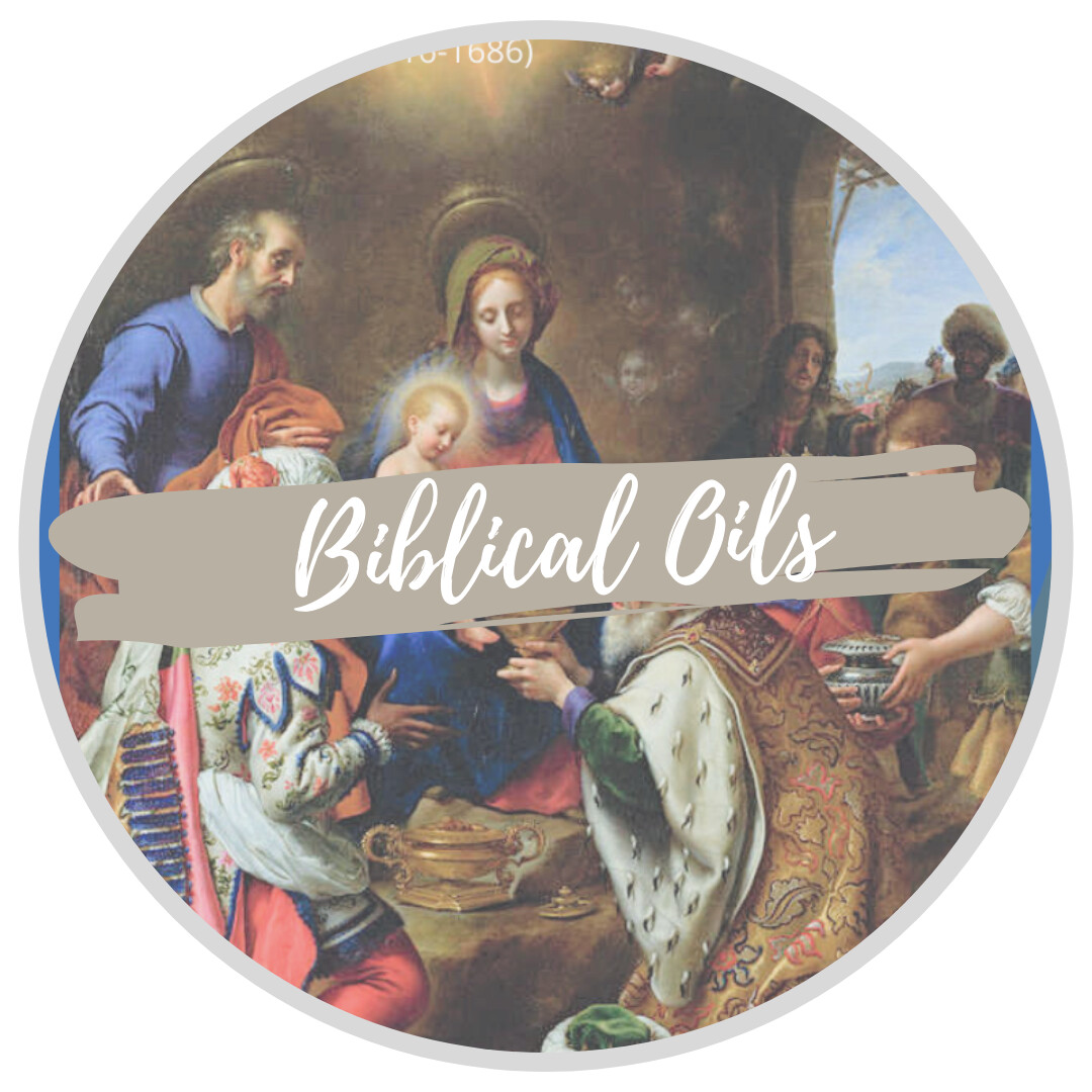 The Adoration of the Magi - Biblical Oils