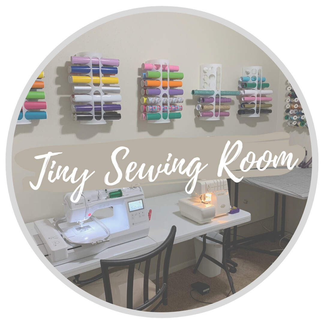 DIY: Tiny Sewing, Crafting, Knitting Nook