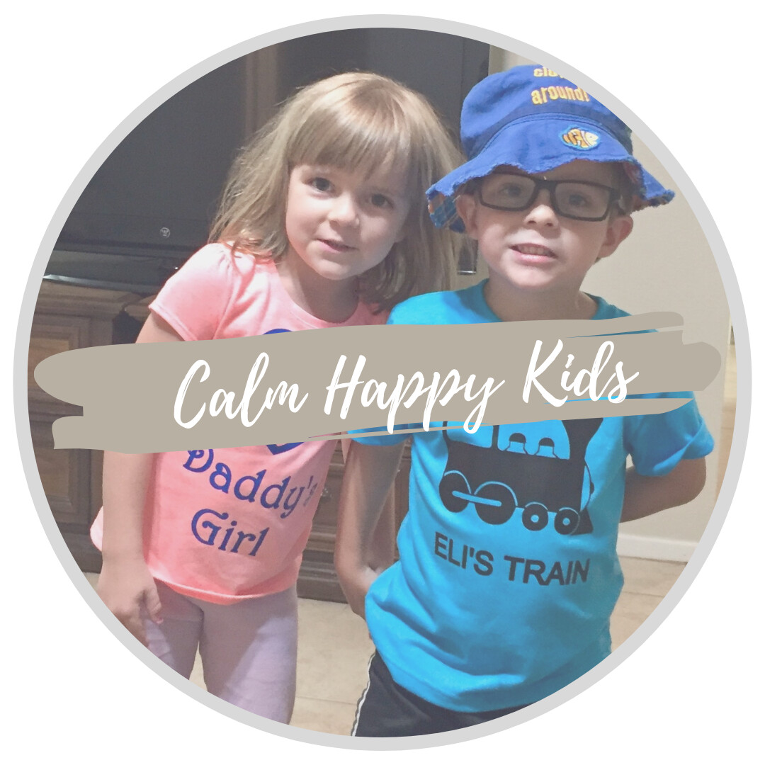 Simple Safe Solutions to Calm Happy Kids