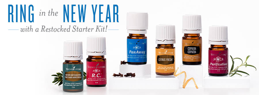 Ring in the New Year with January Promos!