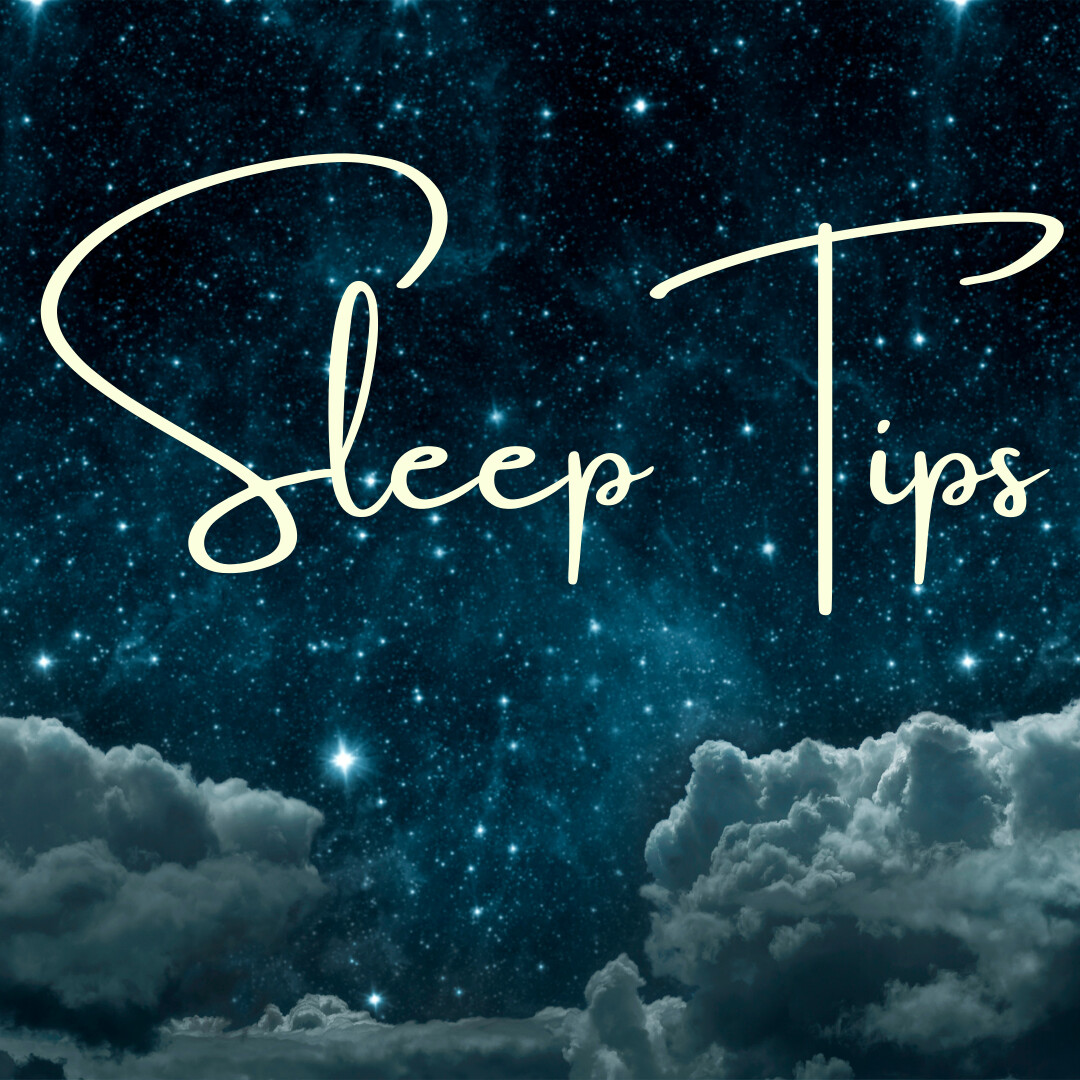 My Best Sleep Tips - Other Changes