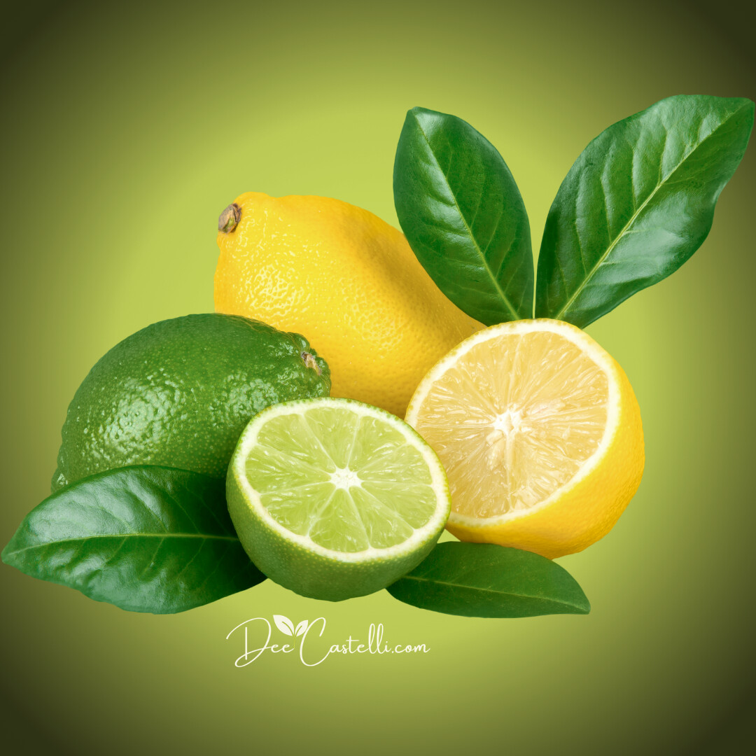 Lemon and Lime - Super Mood Boosters