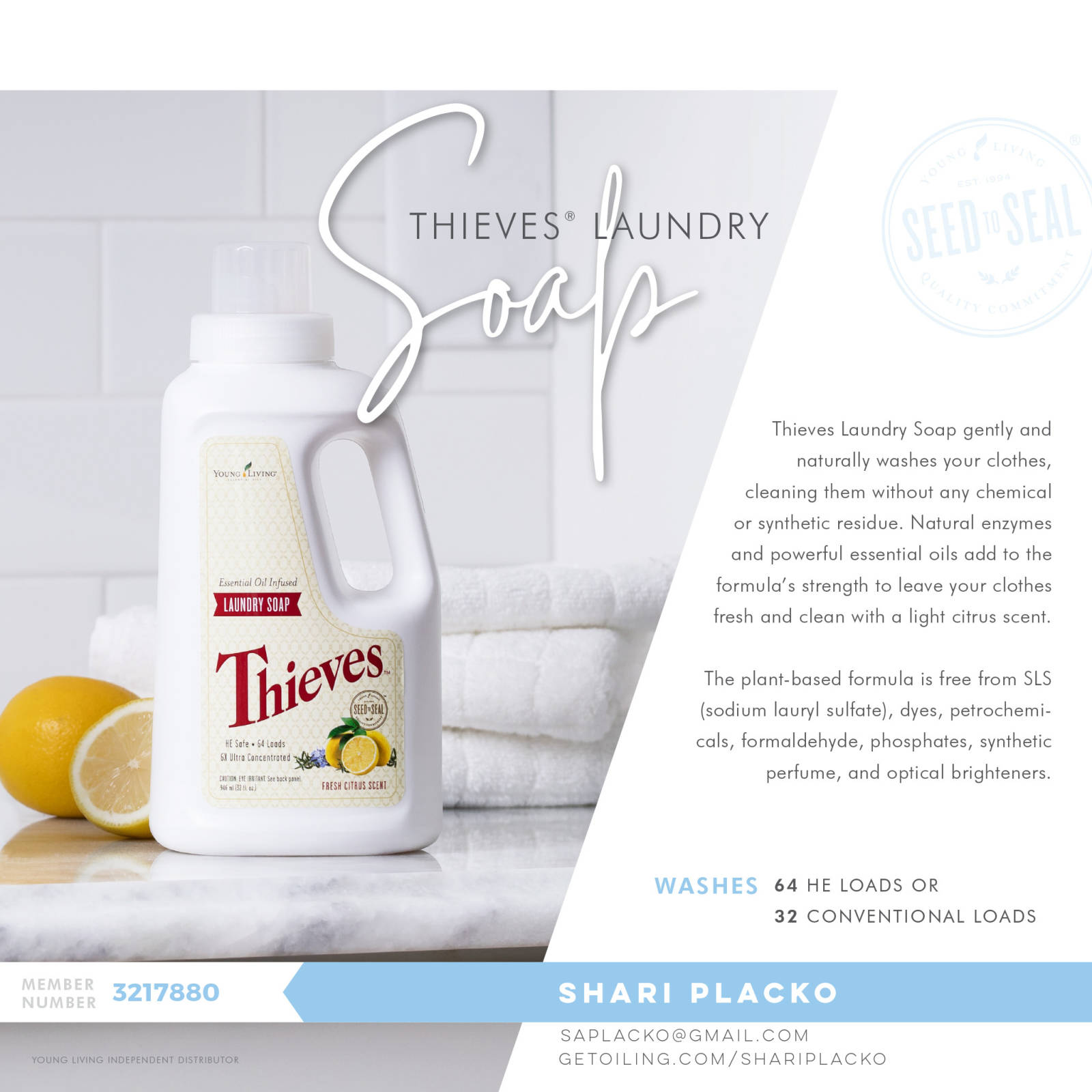 Thieves Laundry
