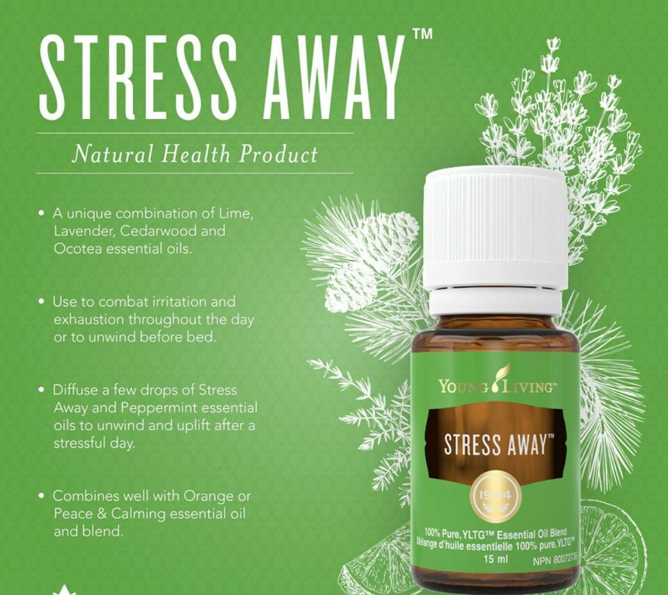 Stress Away your Life