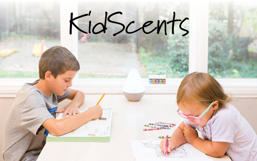 KidScents Essential Oils, Cause Kiddos Love Em Too