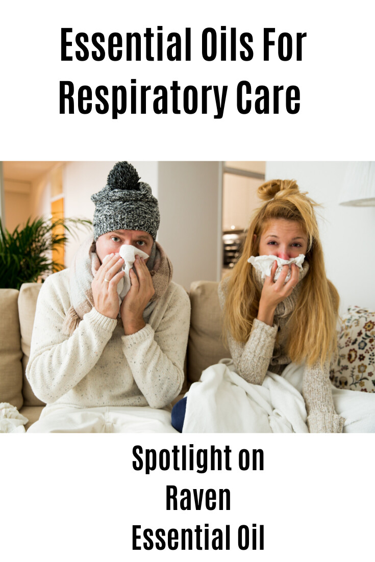 Essential Oils For Respiratory Care : Spotlight On Raven