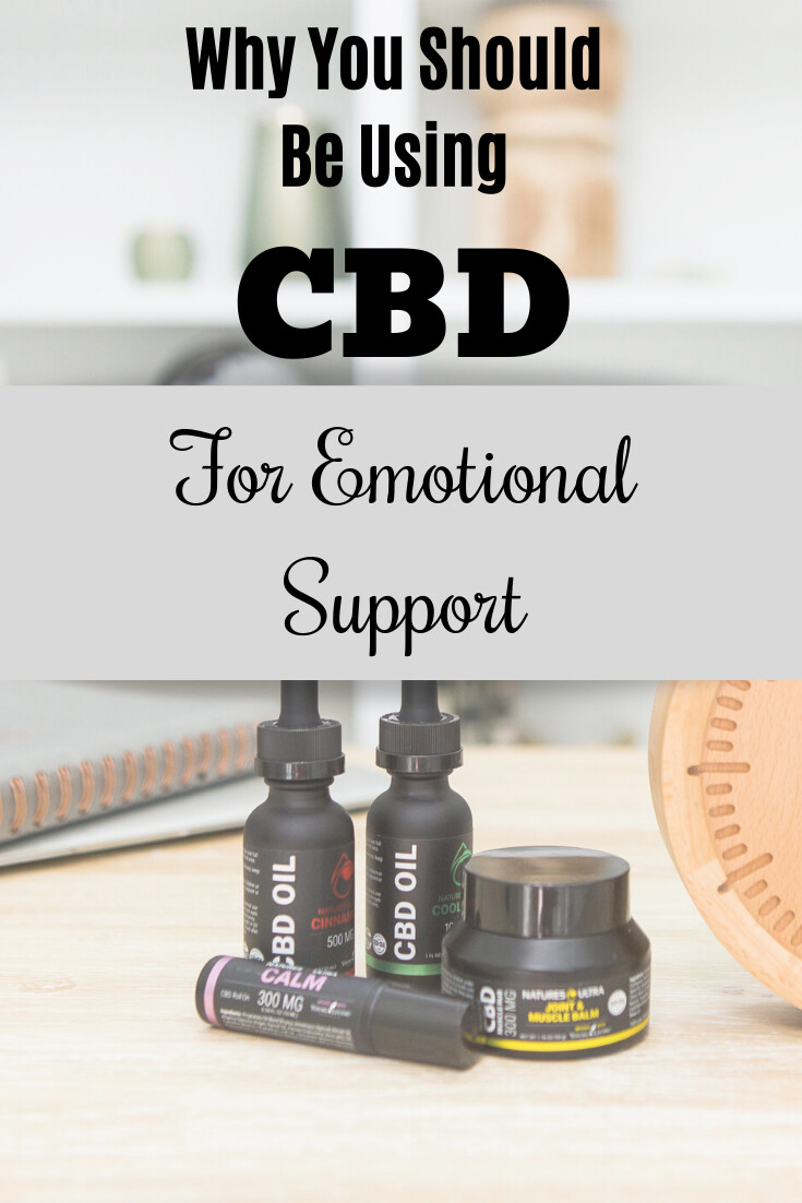 Why You Should Be Using CBD For Emotional Support