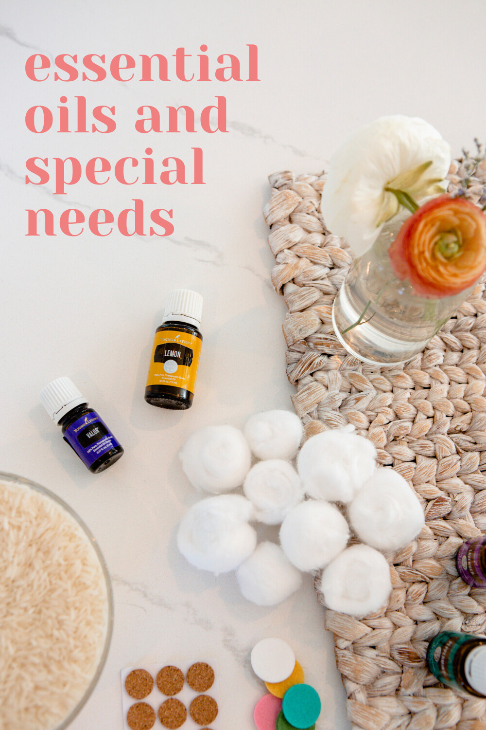Essential Oils and Special  Needs