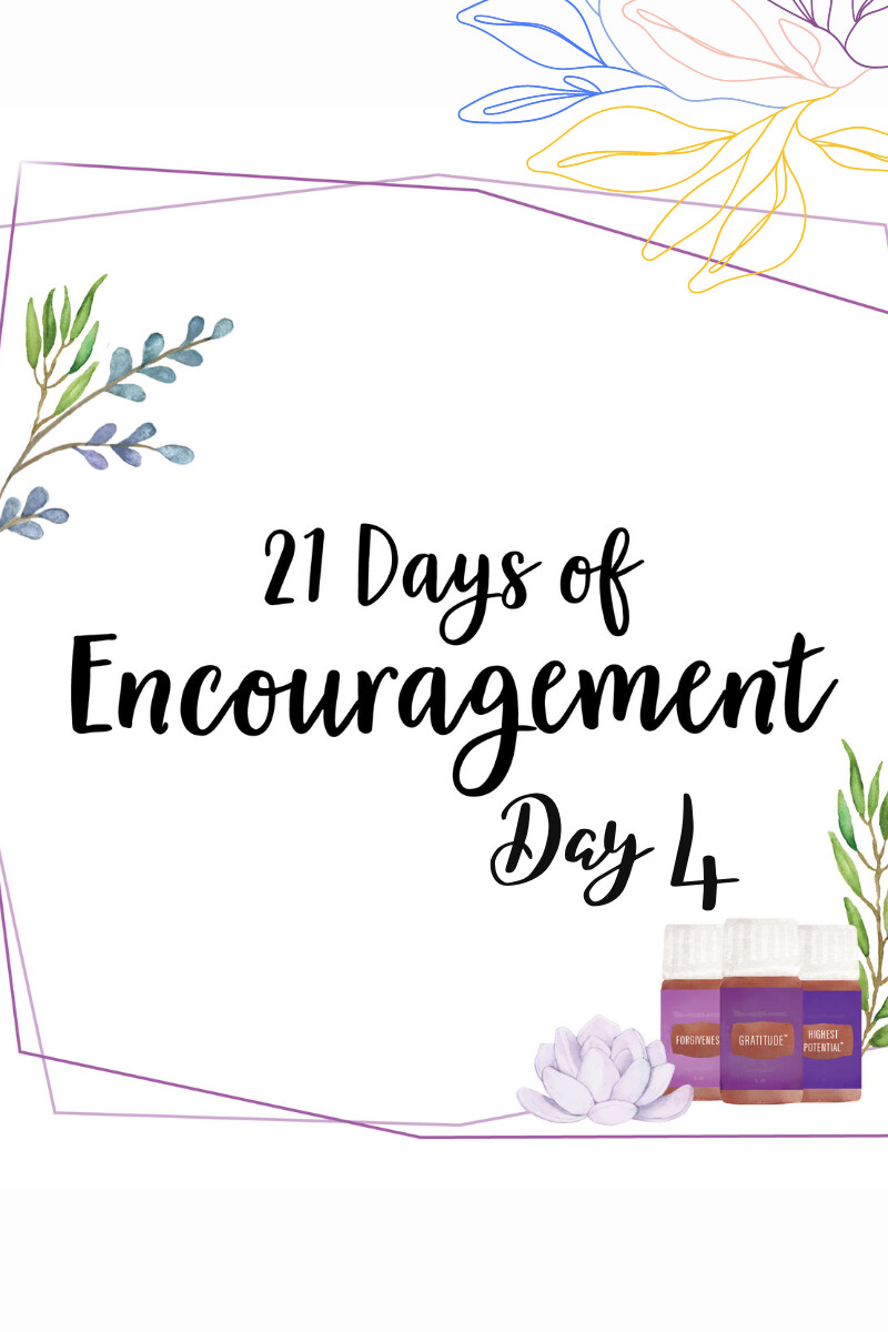 Encouragment  This Thanksgiving Season (Last Day)