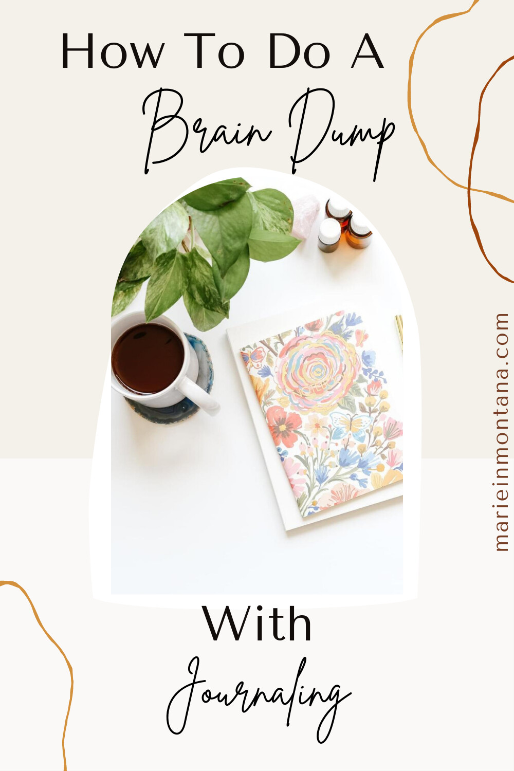 How To Do A Brain Dump With Journaling