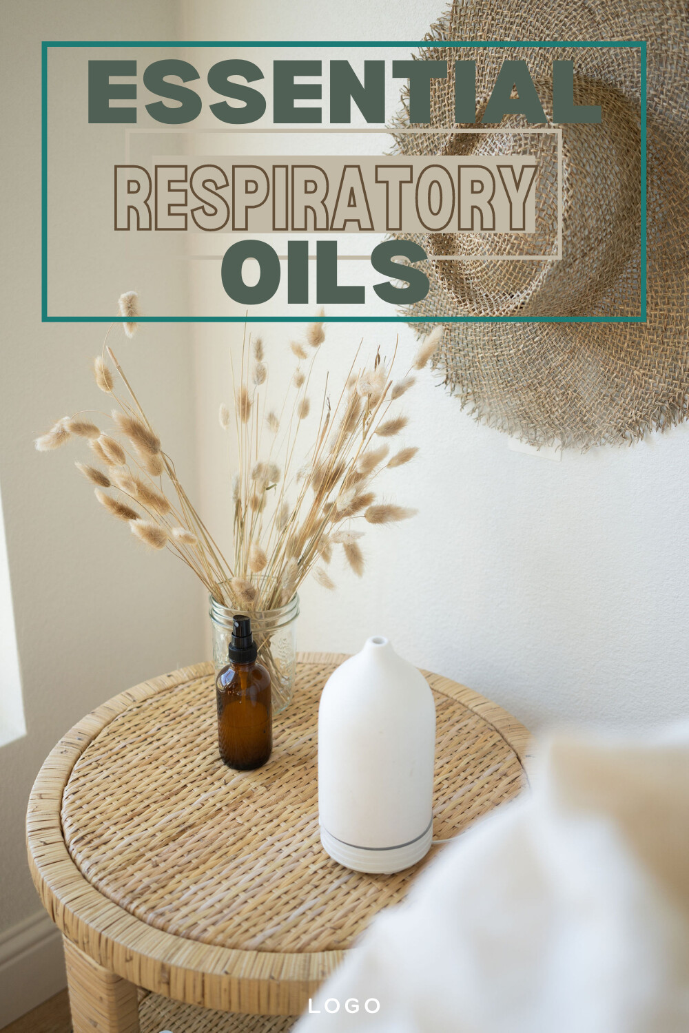 Respiratory Essentials: Breathe Again Roll On.