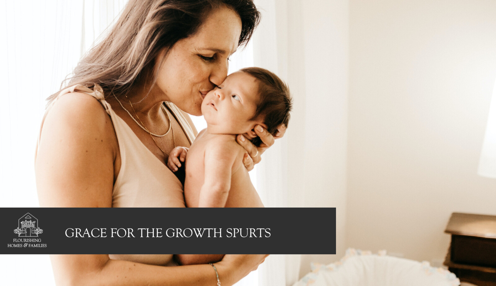 GRACE FOR THE GROWTH SPURTS