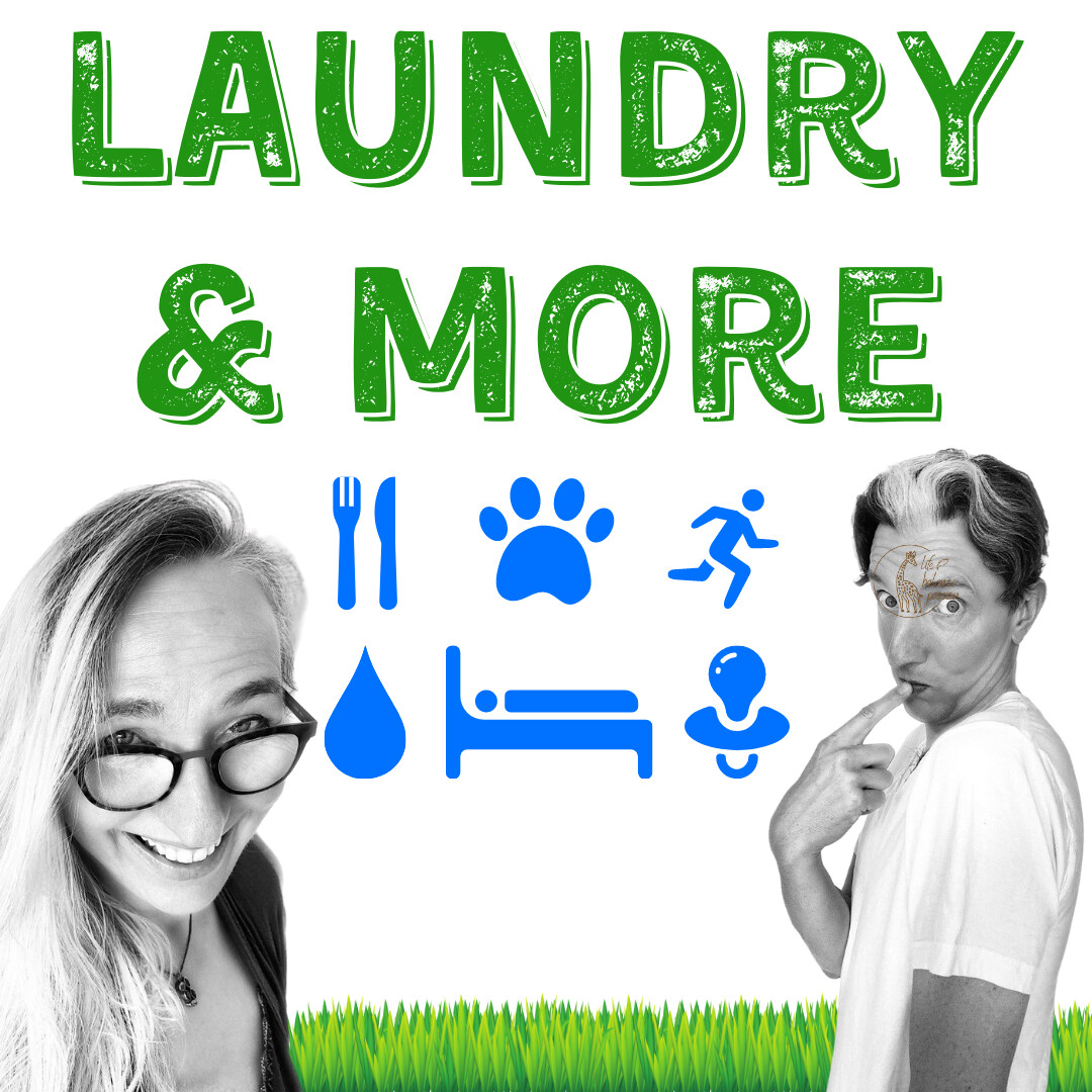 Let's hang some dirty laundry [Vlog]