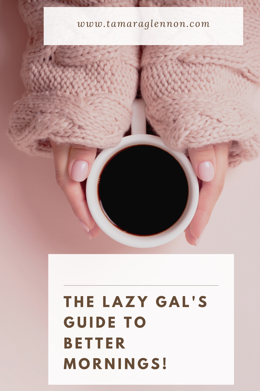 The lazy moms guide to easy mornings
