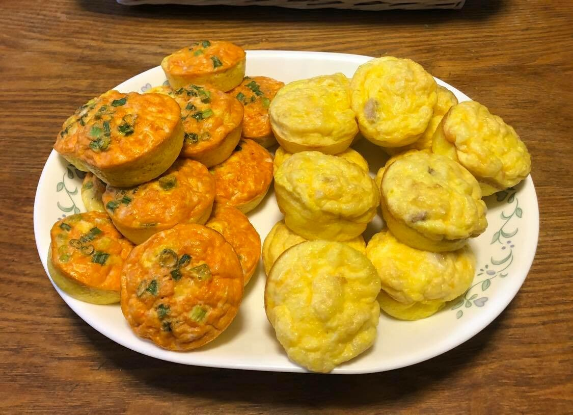 Egg Muffins: Breakfast has never been easier