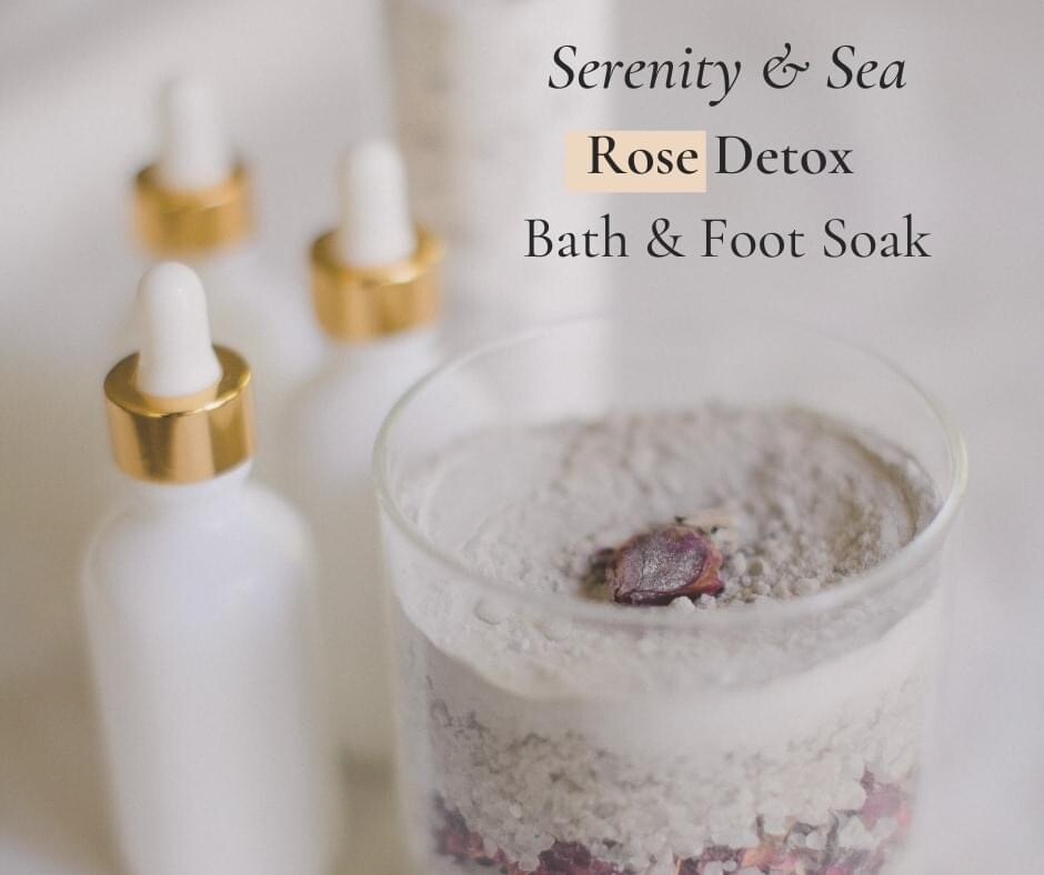 Romantic Rose Bath Soak