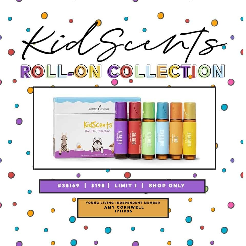 The Kidscents Roller Collection
