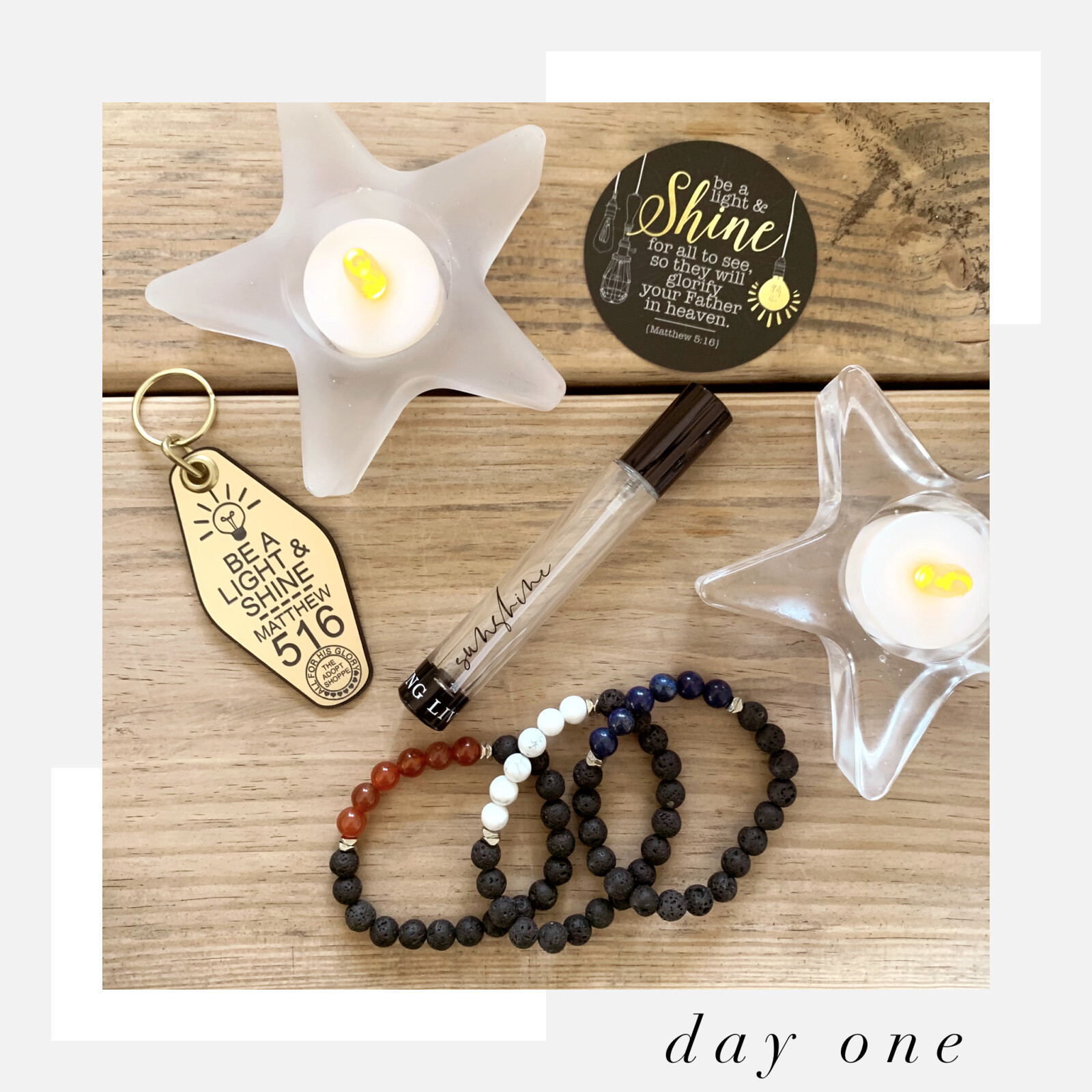 12 Days of Giveaways: Day 1 - Shine