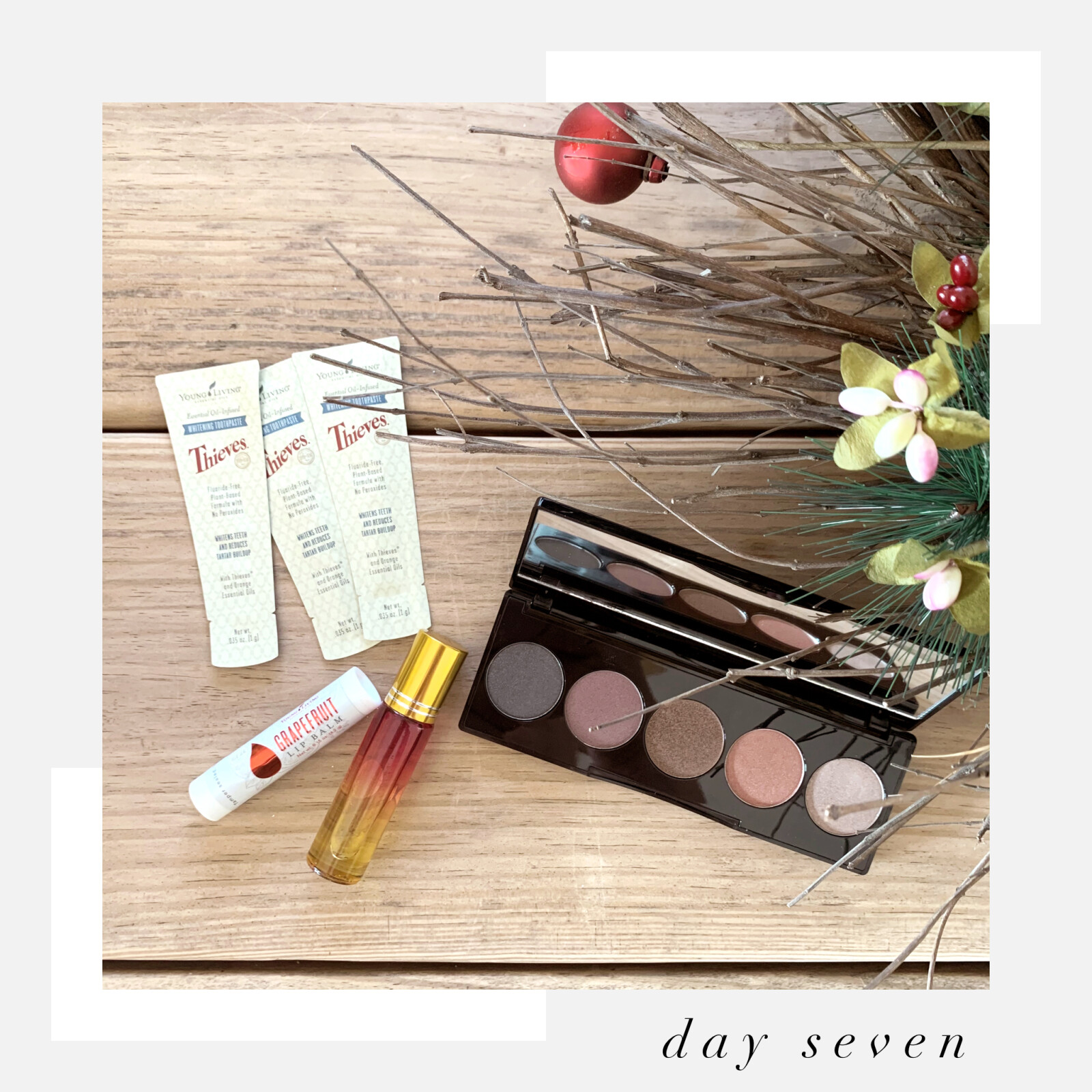 12 Days of Giveaways: Day 7 - Be Beautiful