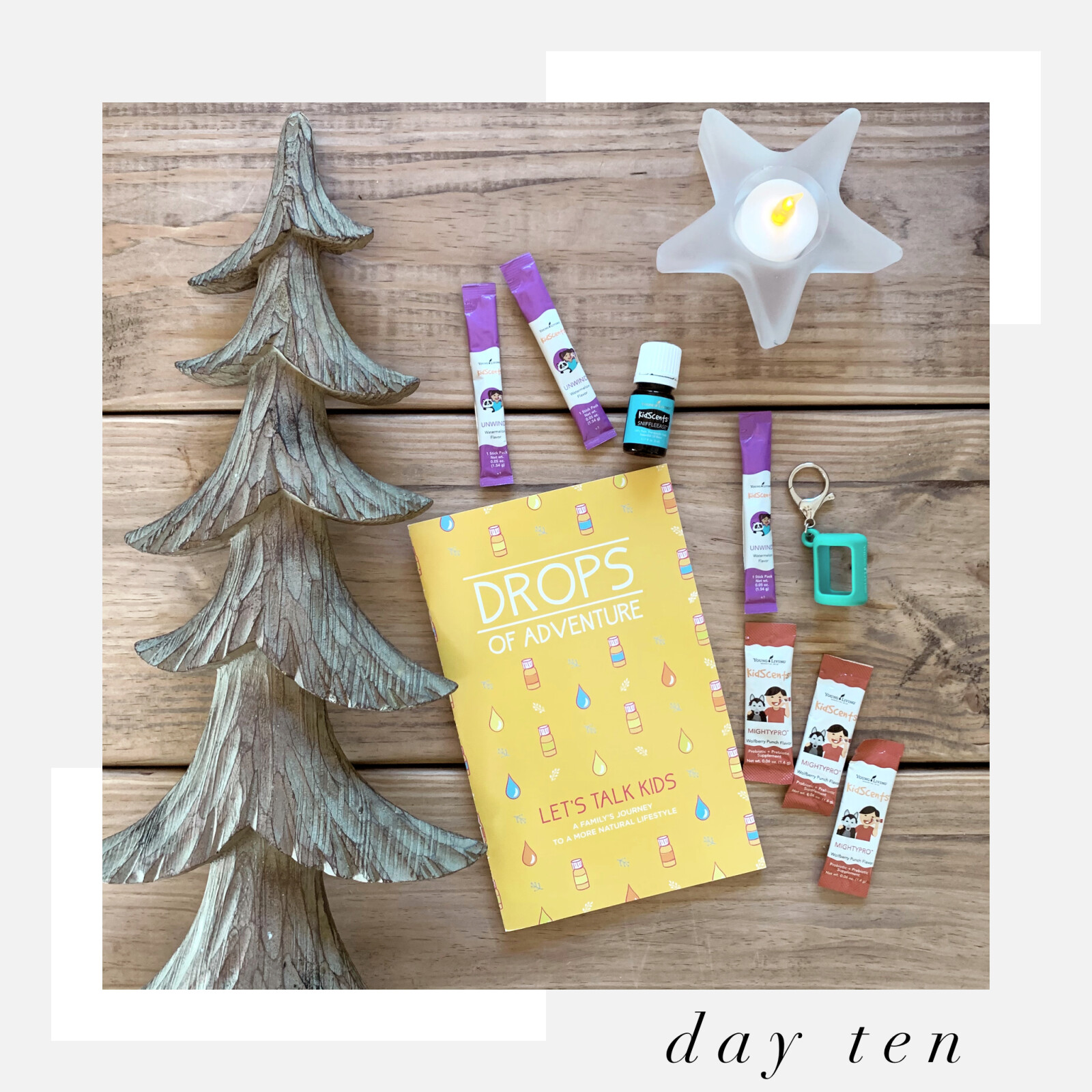 12 Days of Giveaways: Day 10 - Drops of Adventure