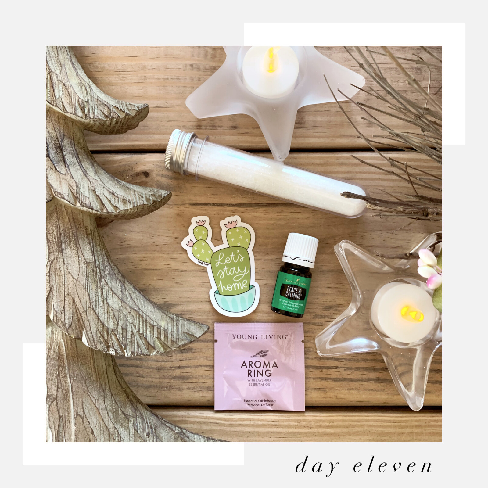 12 Days of Giveaways: Day 11 - Let's Stay Home
