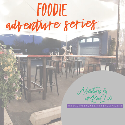 Foodie Adventures Series