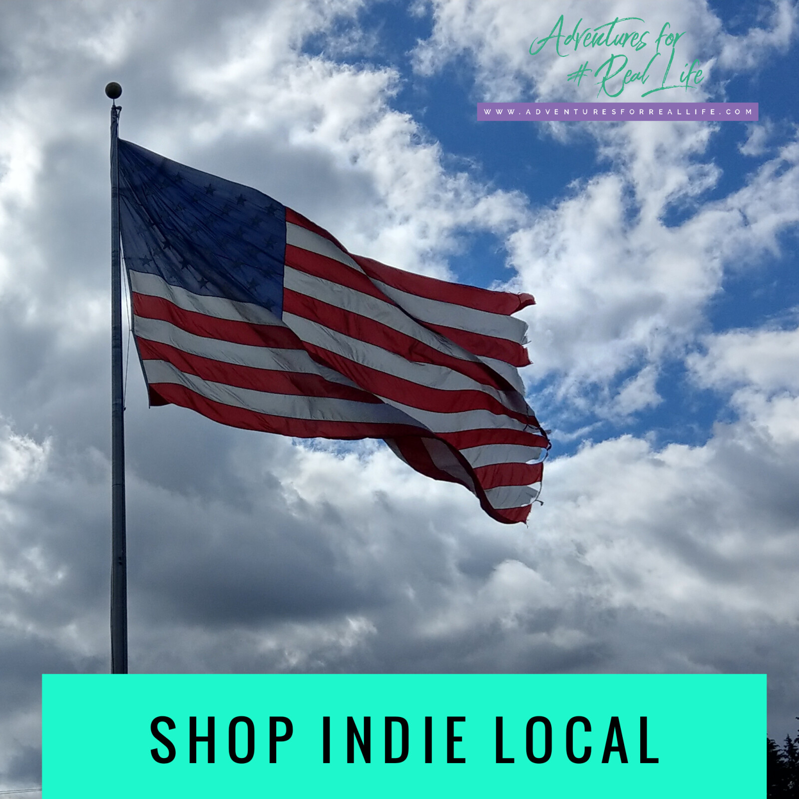 Shop Indie Local!