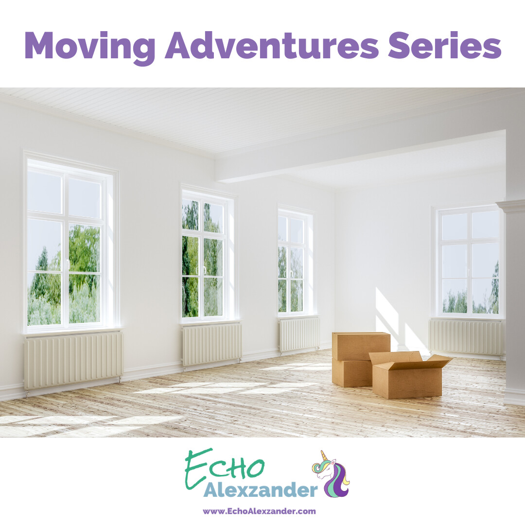 Moving Adventures Series