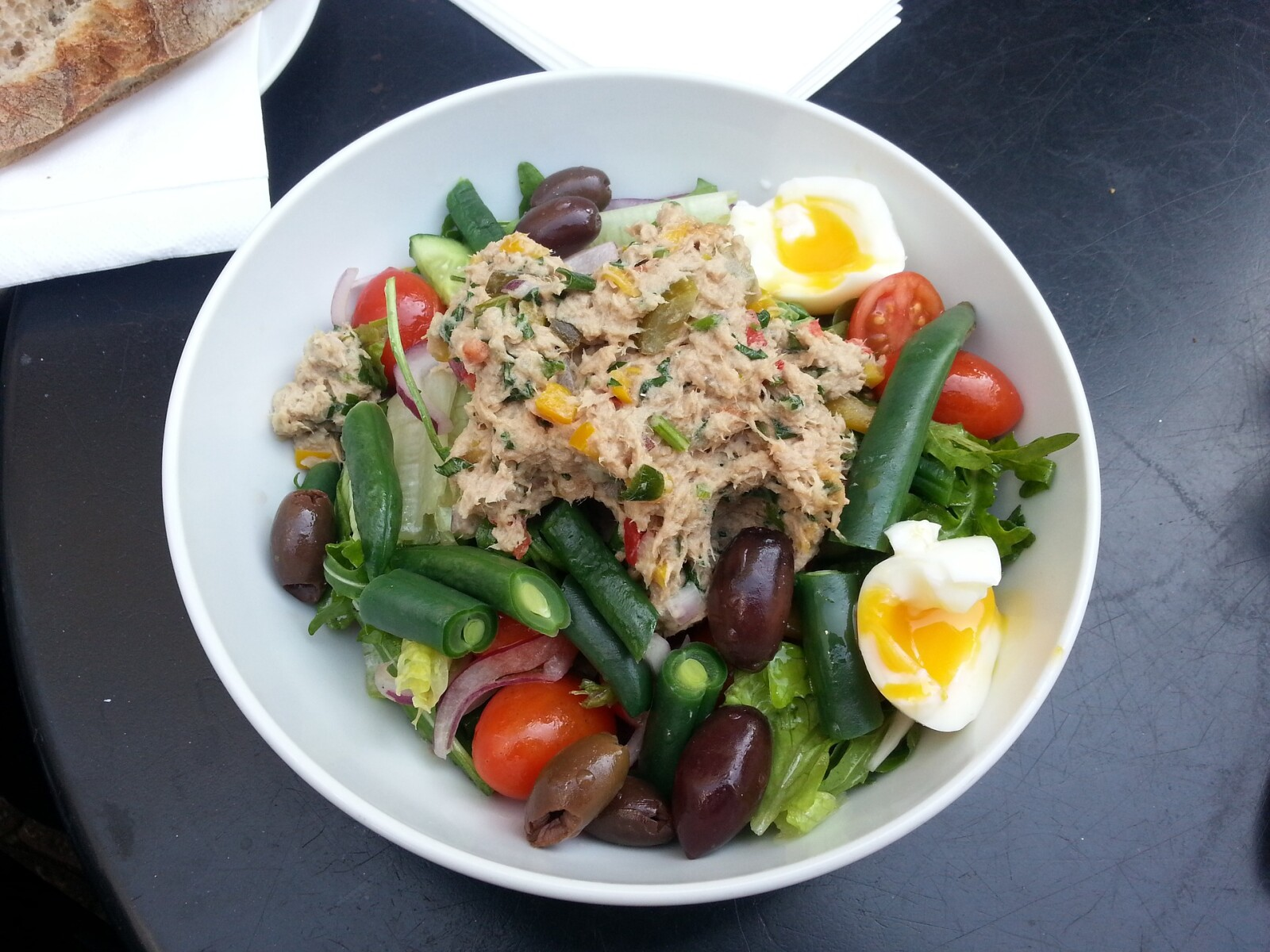 Slimming Tuna Salad