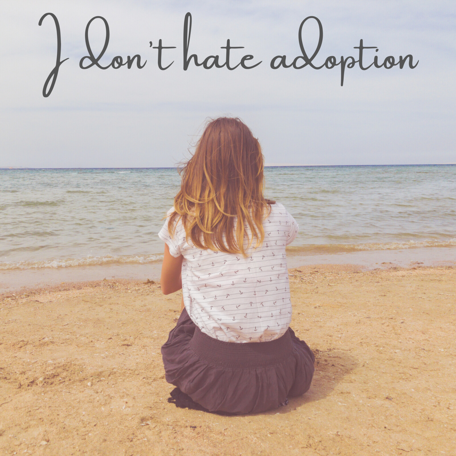 I don't Hate Adoption
