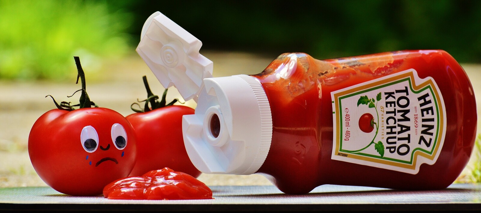 When Life Throws You Lemons .... Make Ketchup!!
