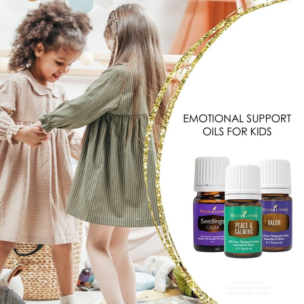 Emotional Support Oils For Kids