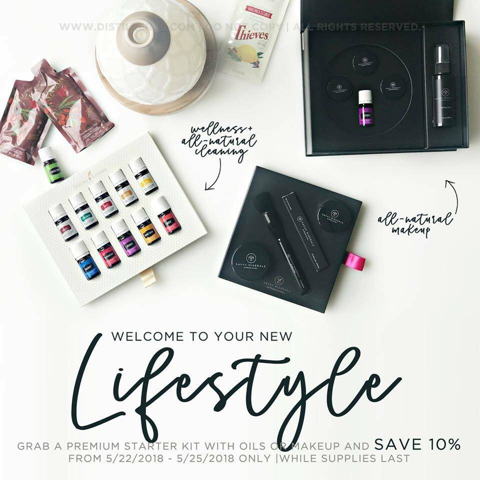 AMAZING! Don't Miss This - 6 Premium Starter Kits 10% off $25 Cash or Gift Card from ME(New Members)