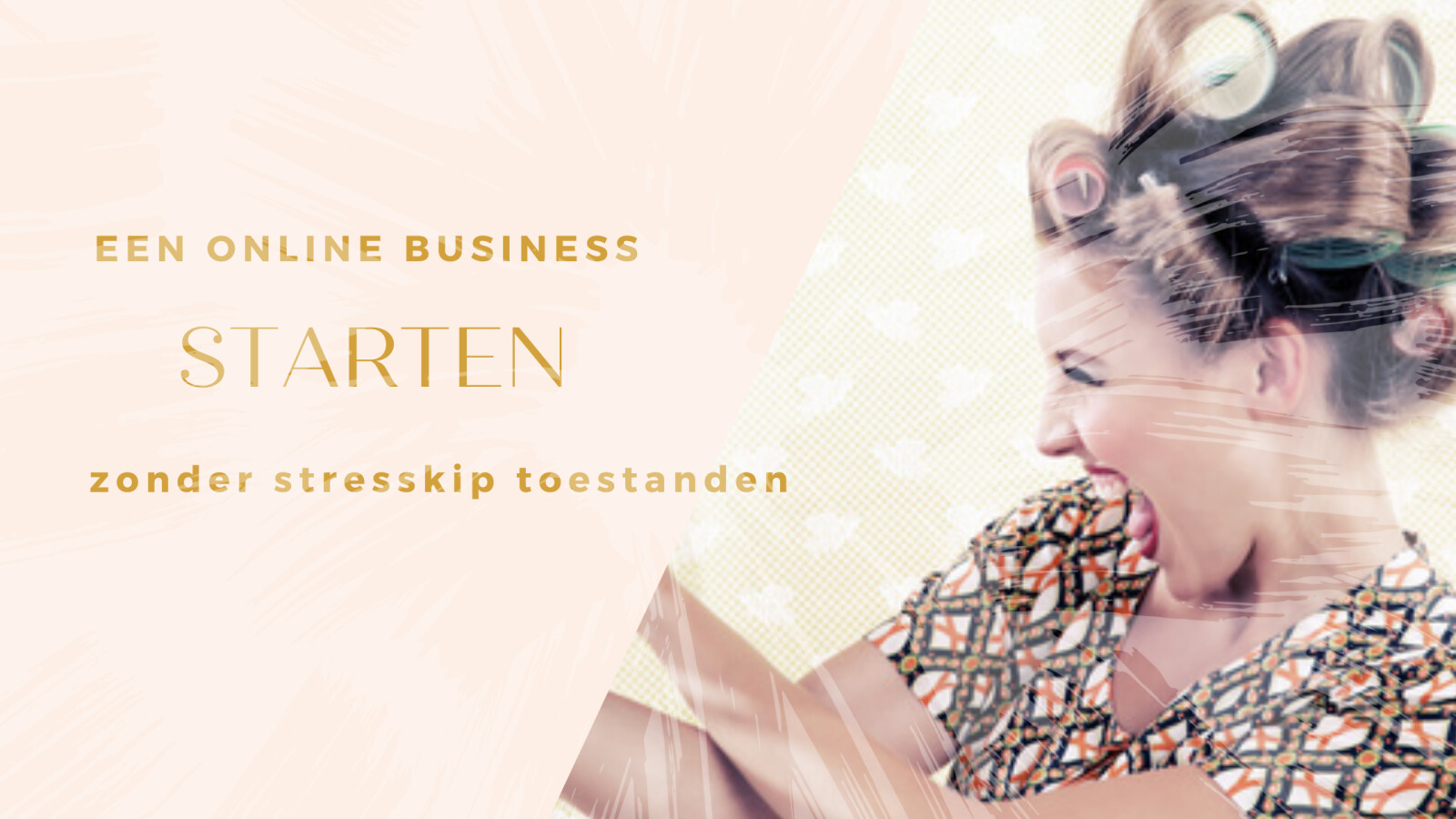 Een online business starten