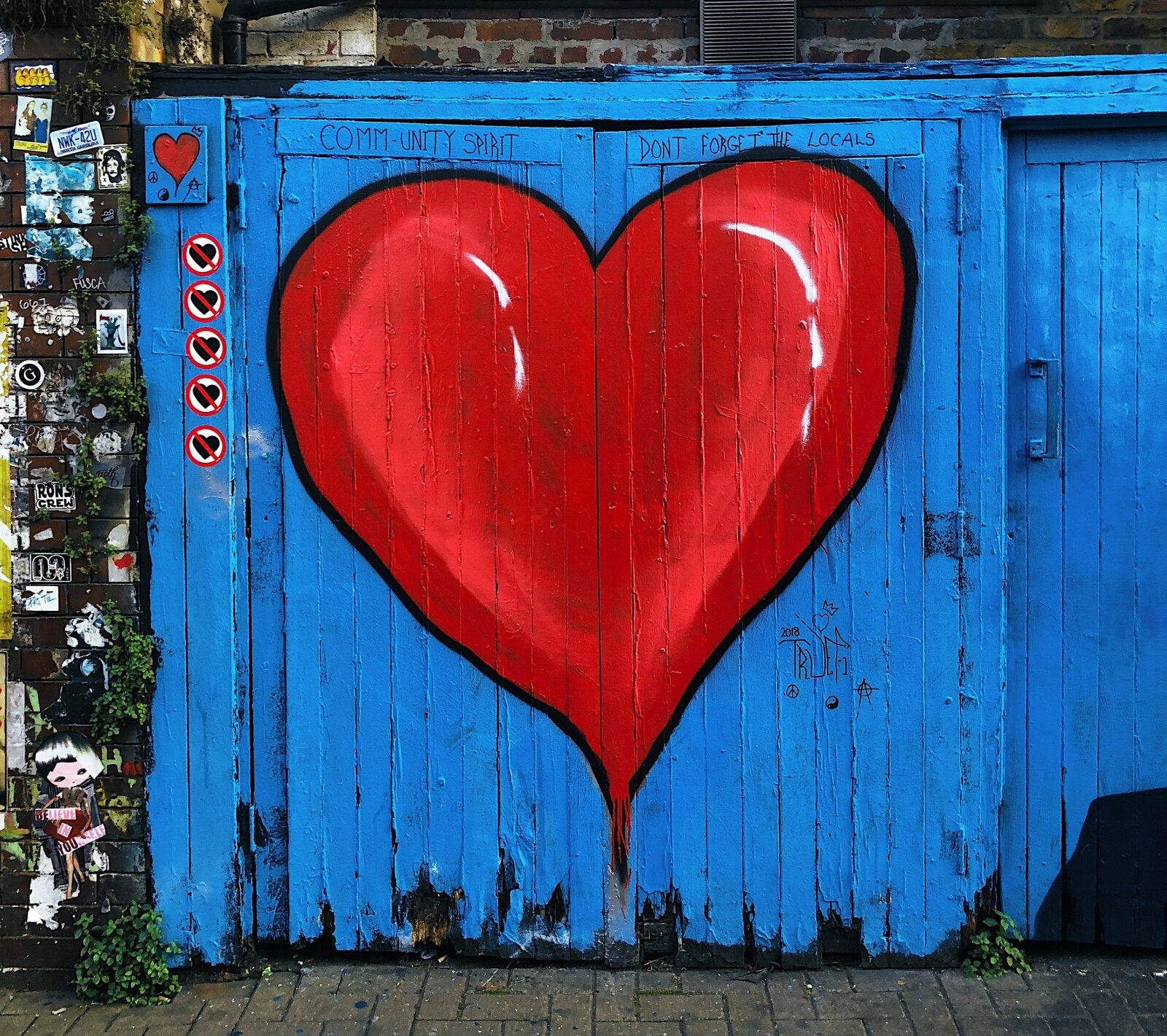 What is a Heart Wall?