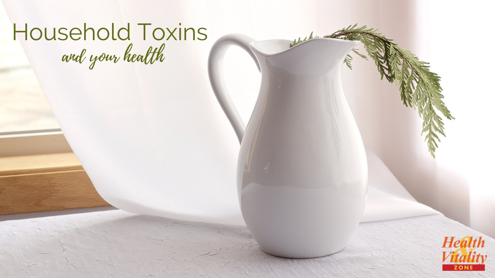 Household Toxins and Your Health