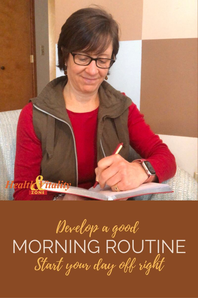 The Importance of Establishing A Morning Routine