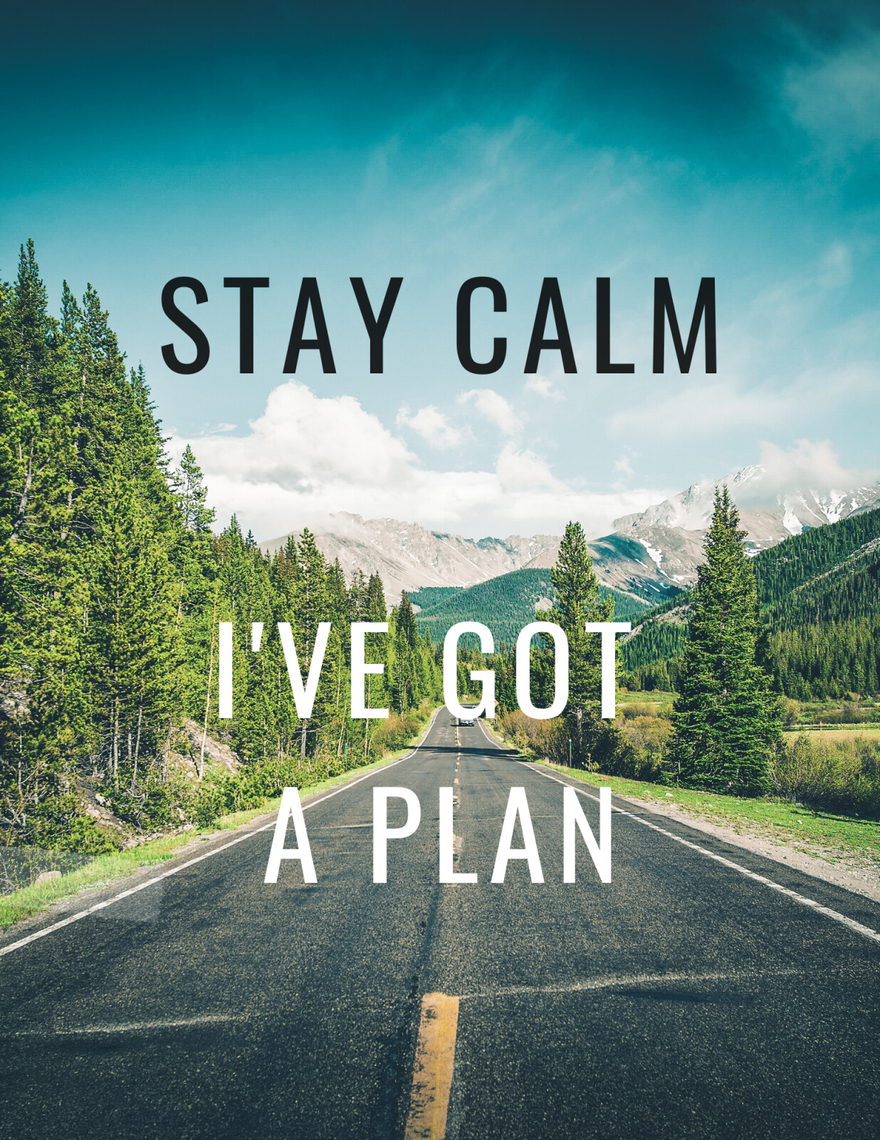 Stay Calm I've Got a Plan - Part 1