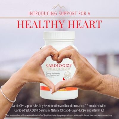 Cardiogize Heart Health Supplement