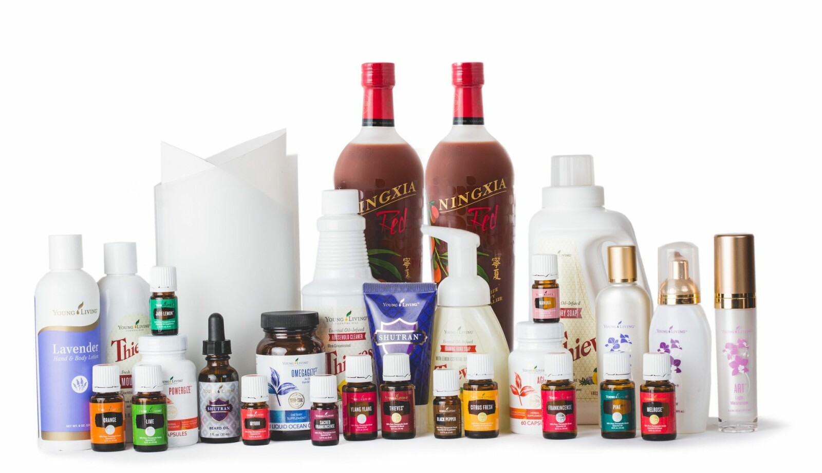 Young Living More Than Essential Oils