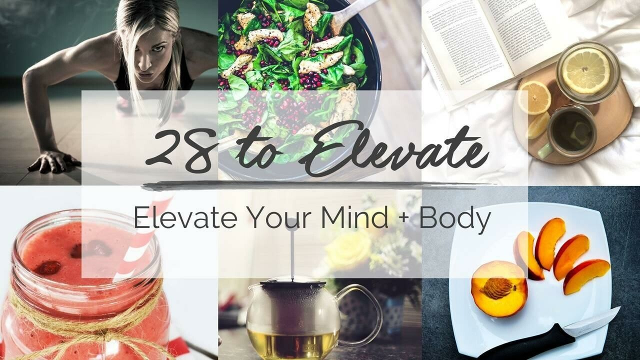 28 to Elevate