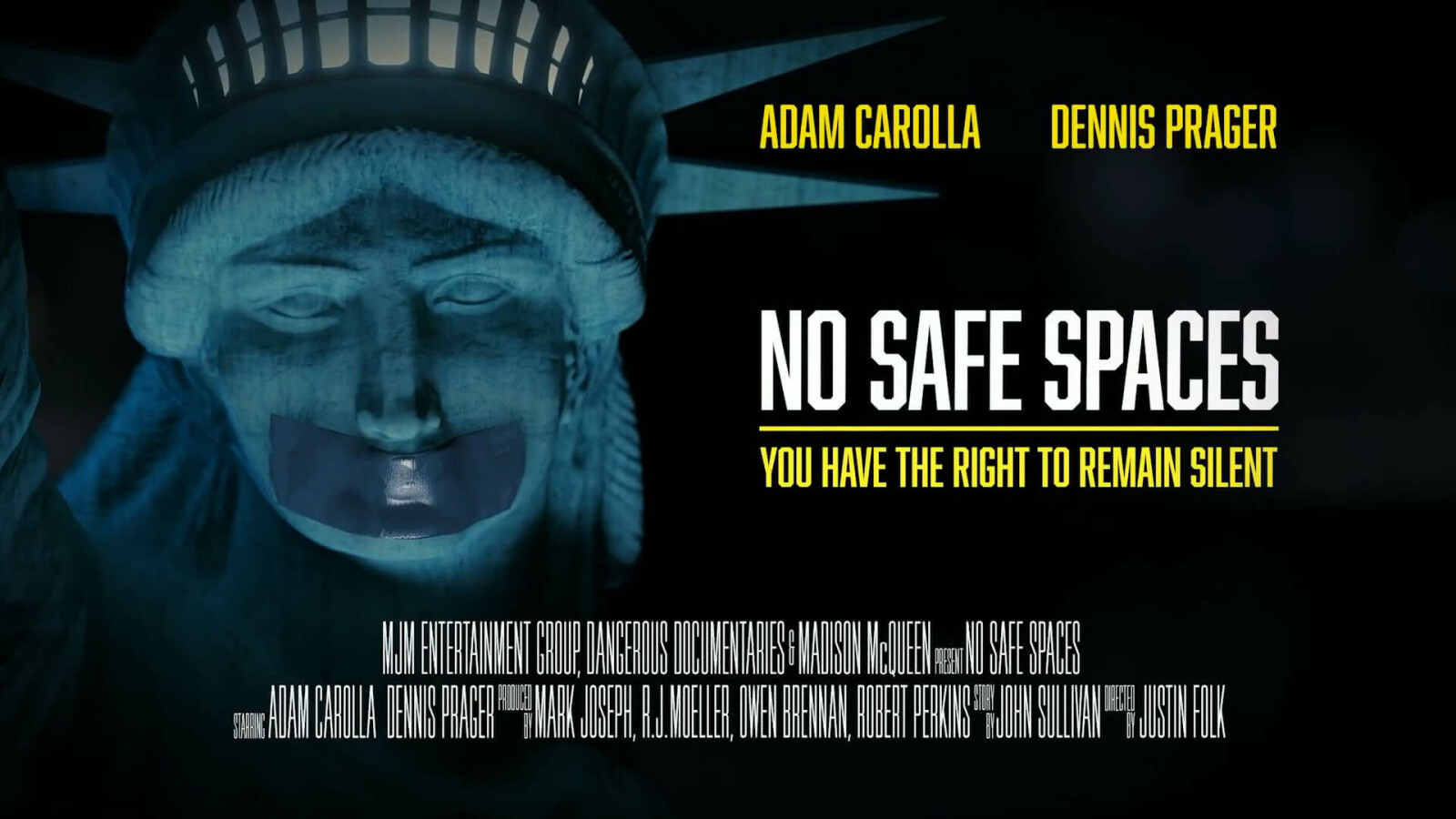 Movie Night: No Safe Spaces
