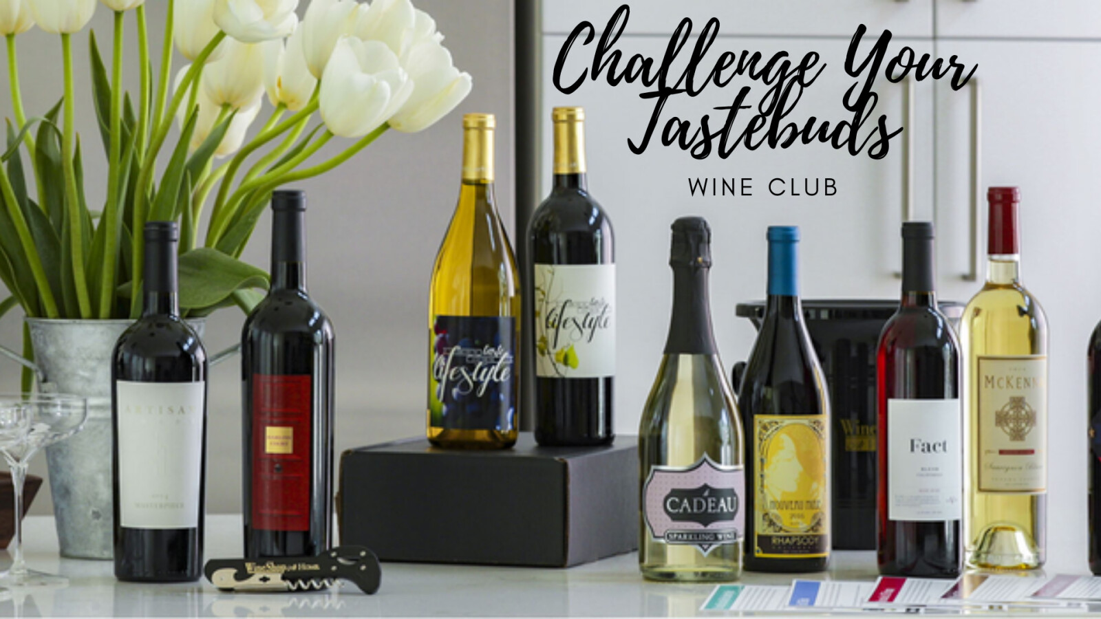 Wine Club Selection | April 2021